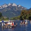 Il Rafting - fiume Dunajec