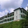 Klasztor sióstr Nazaretanek w Komańczy/Szlak Architektury Drewnianej/Wooden Architecture Trail