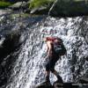 Wodospad górski