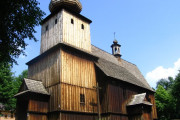 Wooden monuments around Cracow